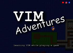 vim-adventures.com