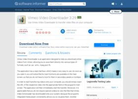 vimeo-video-downloader.software.informer.com