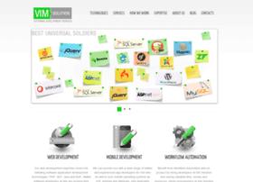 vimsolution.com