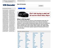 vin-decoder.org
