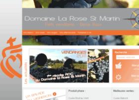 vin-larosestmartin.com