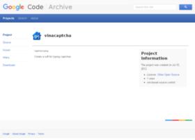 vinacaptcha.googlecode.com