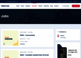 vinayakjob.com