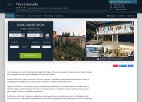 vincci-granada.hotel-rez.com