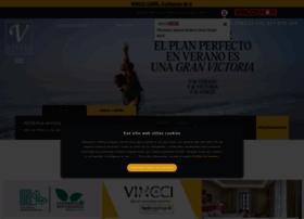 vinccihoteles.com