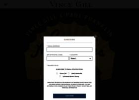 vincegill.com