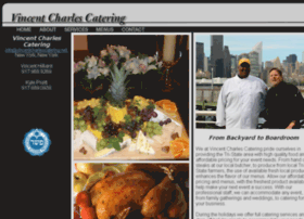 vincentcharlescatering.net