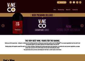 vinecowine.com