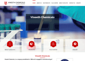 vineethchemicals.com
