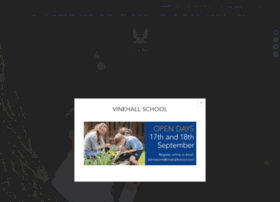 vinehallschool.co.uk