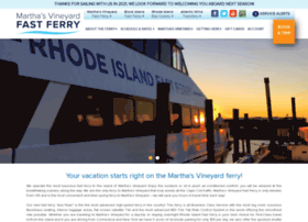 vineyardfastferry.com