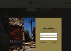 vineyardsatporterranch.com