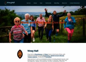 vineyhallphysio.co.uk
