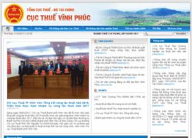 vinhphuc.gdt.gov.vn