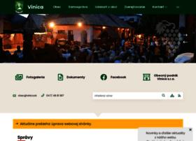 vinica.sk
