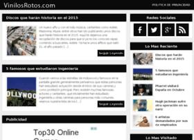 vinilosrotos.com