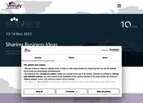 vinitalyinternational.com