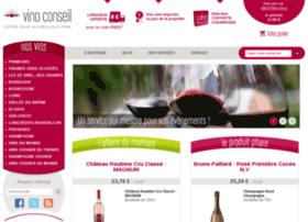 vinoconseil.com