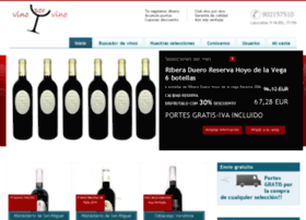 vinoporvino.es