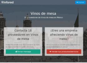 vinos-de-mesa.infored.com.mx