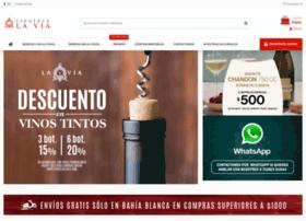 vinotecalavia.com