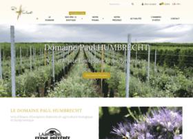 vins-humbrecht.fr