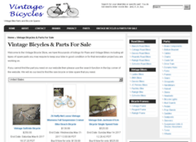 vintage-bicycles.com