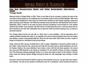 vintage-radio.com.au