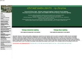 vintagebarnlights.com