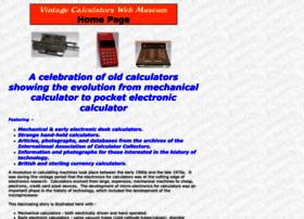 vintagecalculators.com