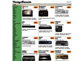 vintagecassette.com