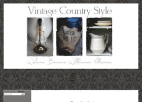 vintagecountrymarketplace.com
