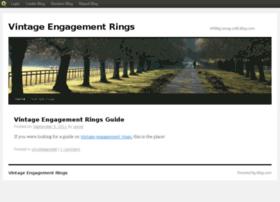 vintageengagementrings.blog.com