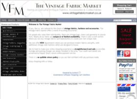 vintagefabricmarket.co.uk