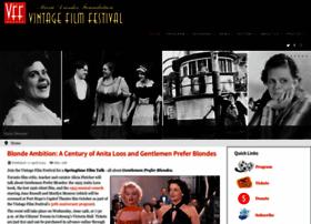 vintagefilmfestival.com