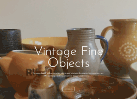 vintagefineobjects.com