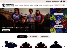 vintagefootballshirts.com