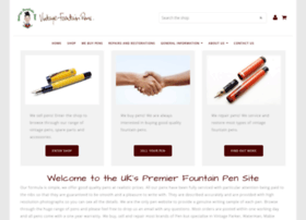 vintagefountainpens.co.uk