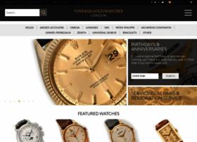 vintagegoldwatches.com