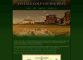 vintagegolfcoursemaps.com
