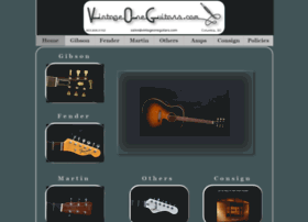 vintageoneguitars.com
