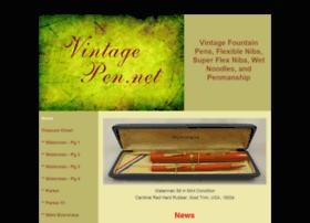 vintagepen.net