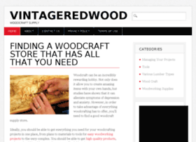 vintageredwood.com