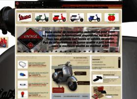 vintagescooter.com