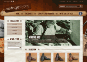 vintageshoescollection.com