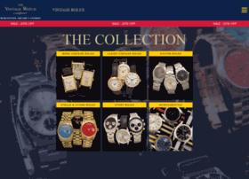 vintagewatchcompany.com