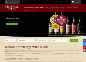 vintagewineandport.co.uk