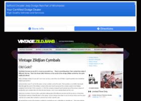 vintagezildjians.com