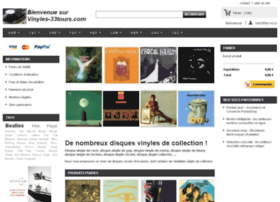 vinyles-33tours.com
