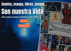 vinylpop.nikochancomics.es